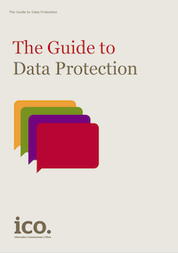 The Guide to Data Protection
